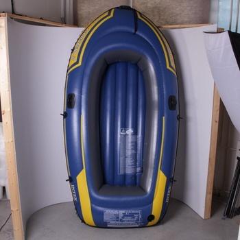 Nafukovací člun Intex Challenger 2 modrý