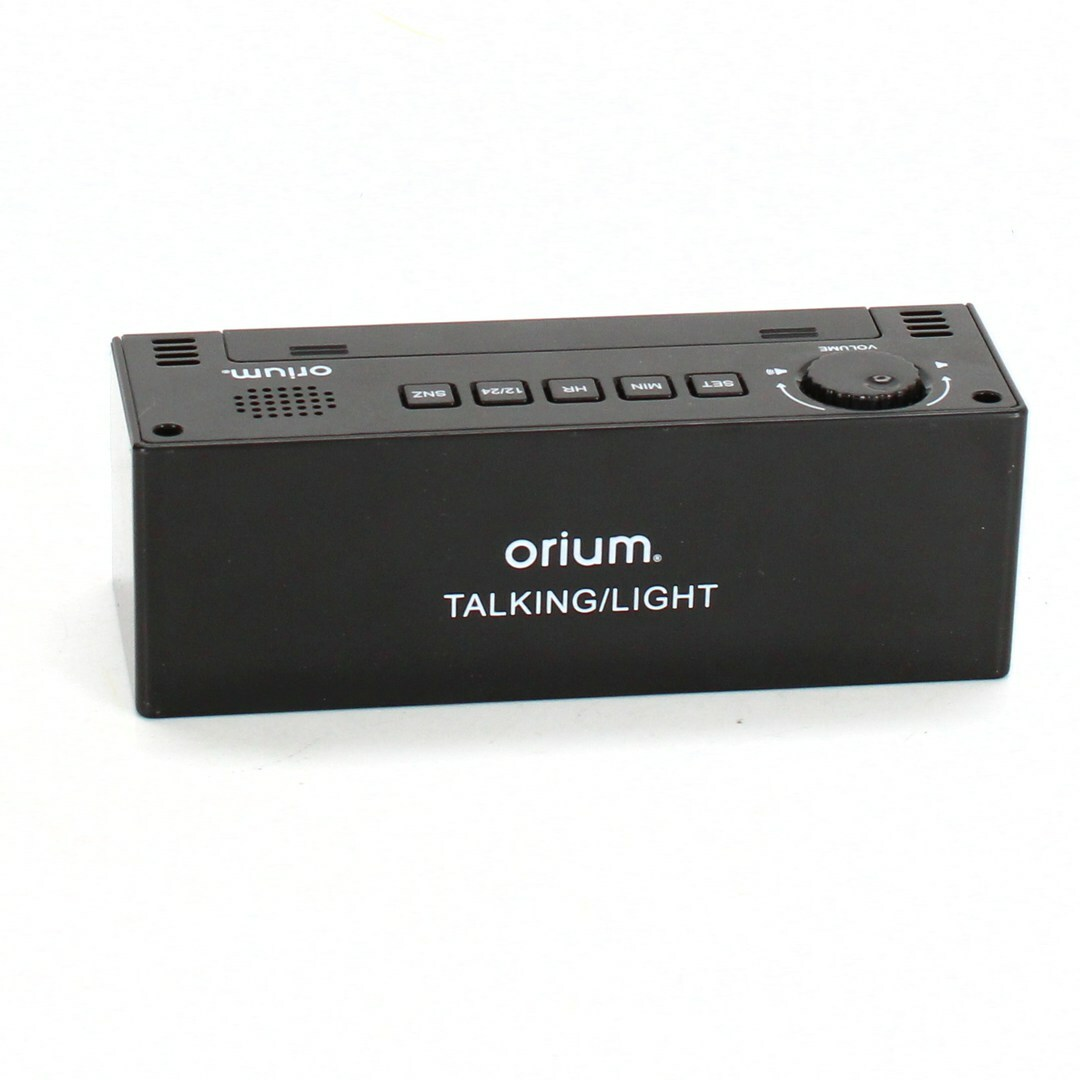 Mluvící budík Orium 11276