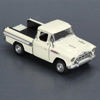 Model auta Chevrolet Cameo 1:38 bílý