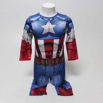 Kostým Captain America Rubie's 610261