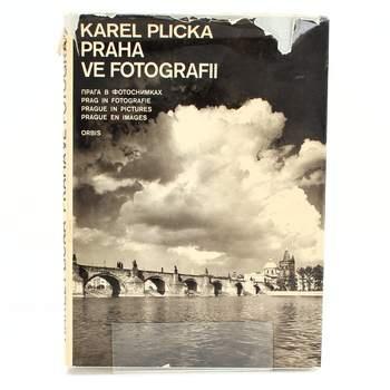 Kniha Karel Plicka: Praha ve fotografii