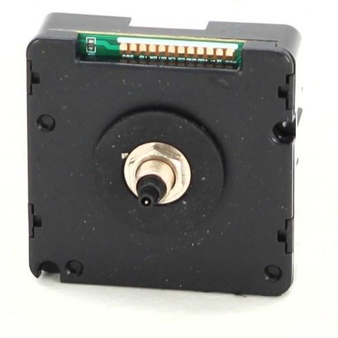 Radiově řízený hodinový strojek s ručičkami