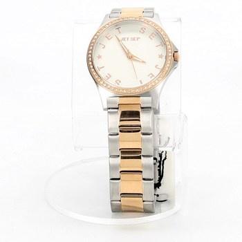 Dámské elegantní hodinky Jet Set J74326-662