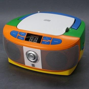 Audiopřehrávač Bunte Dual P 49-1