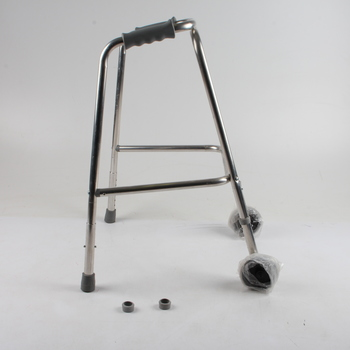 Chodítko s kolečky kovové