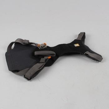 Postroj pro psy Ruffwear černé barvy