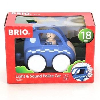 Autíčko Brio 30377 Police Car