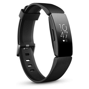 Fitness náramek Fitbit Inspire HR černý