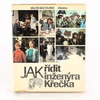 Kniha Jak řídit inženýra Křečka