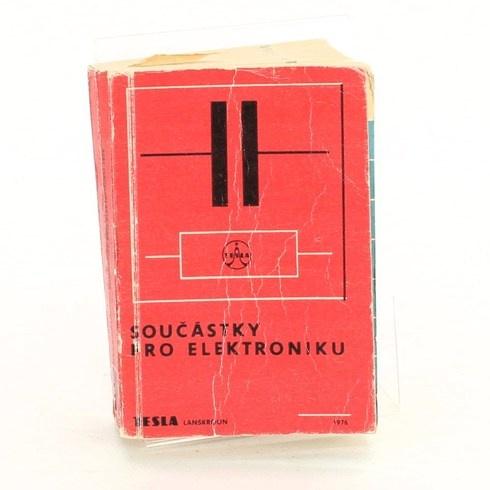 Kniha Součástky pro elektroniku