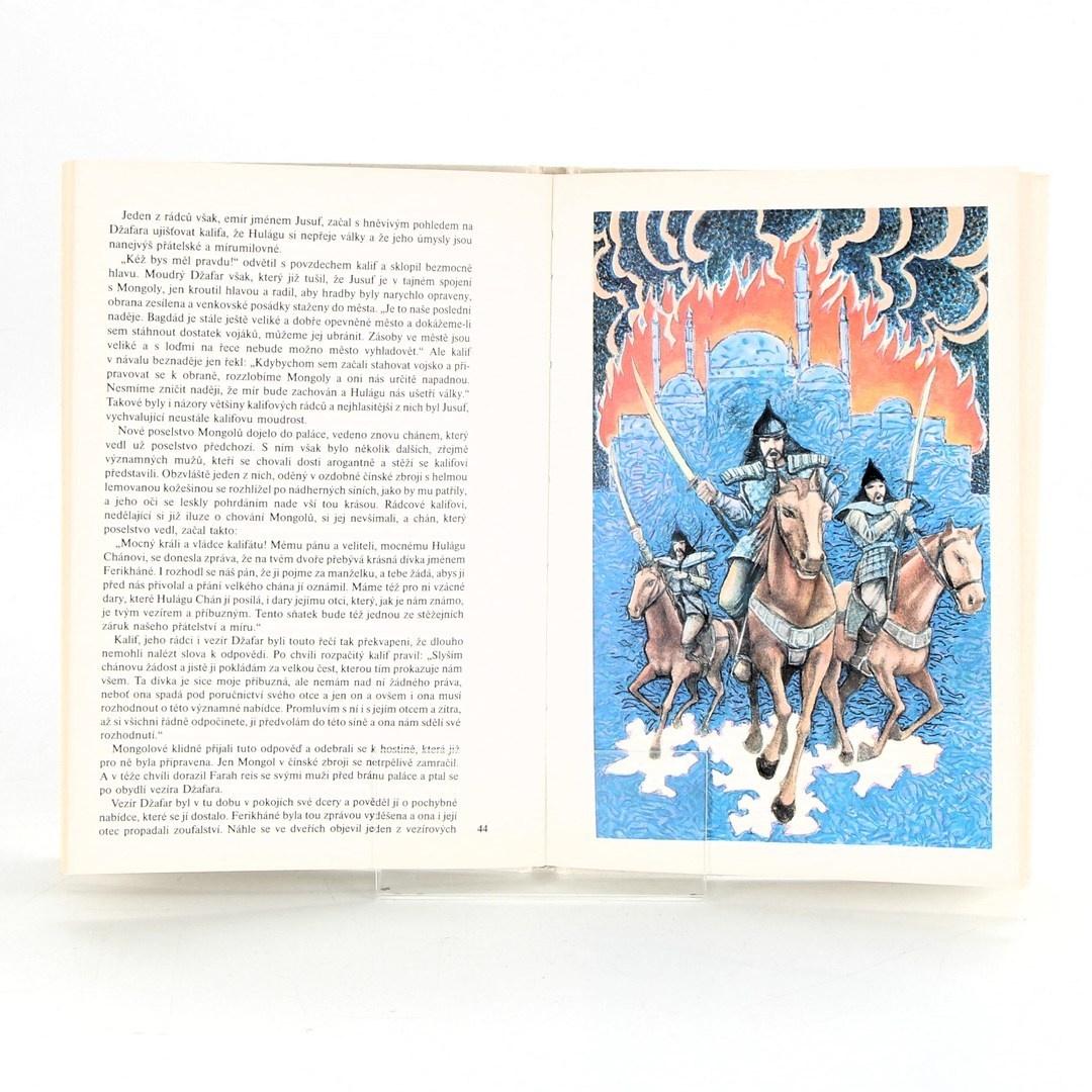 Kniha Sedm kupců Příběhy z Orientu