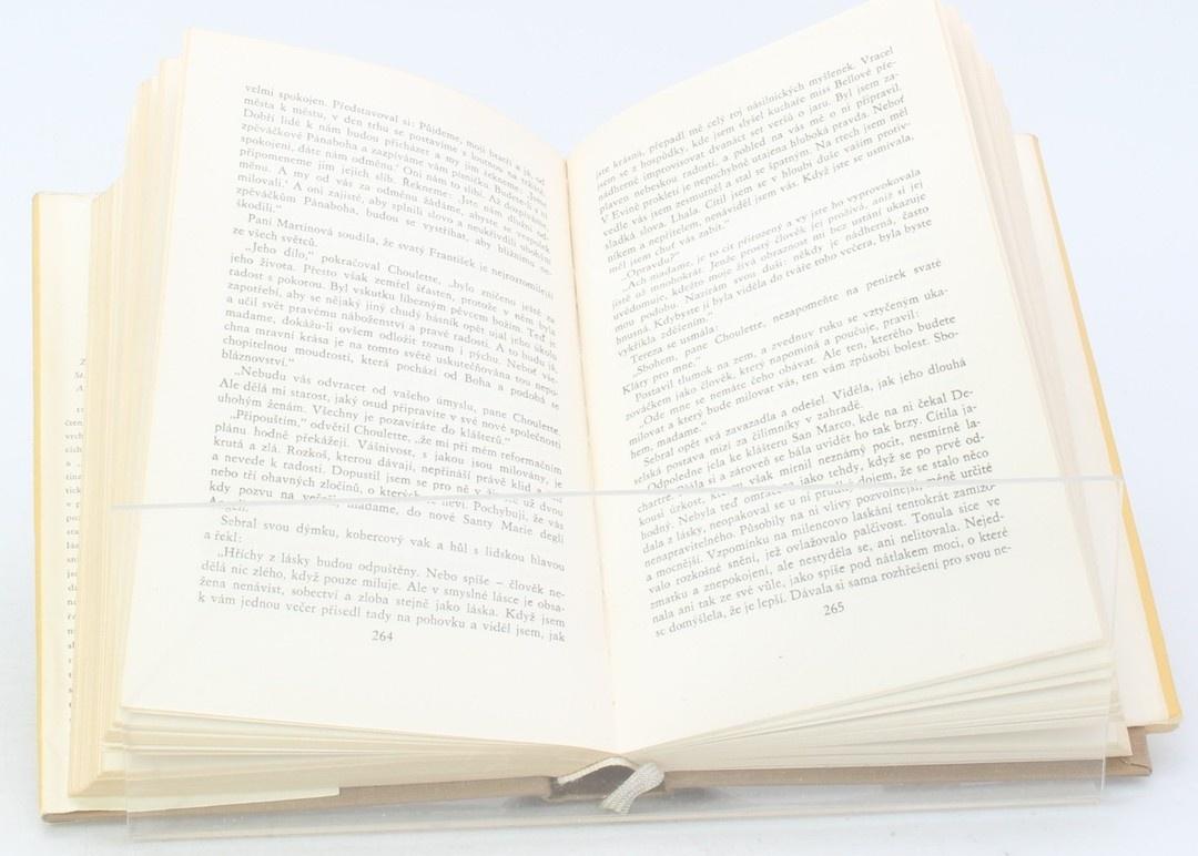 Kniha Anatole France