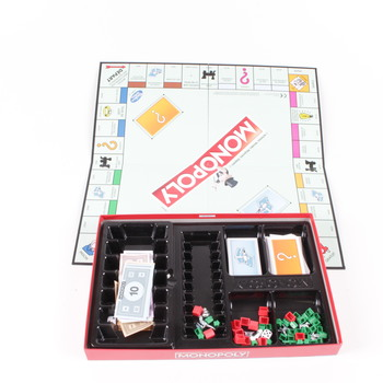 Společenská hra Hasbro Gaming Monopoly
