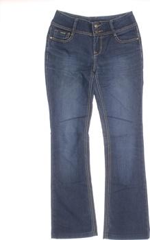 Dámské džíny Orsay tmavší modré