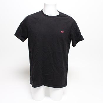 Pánské tričko Levi's černé