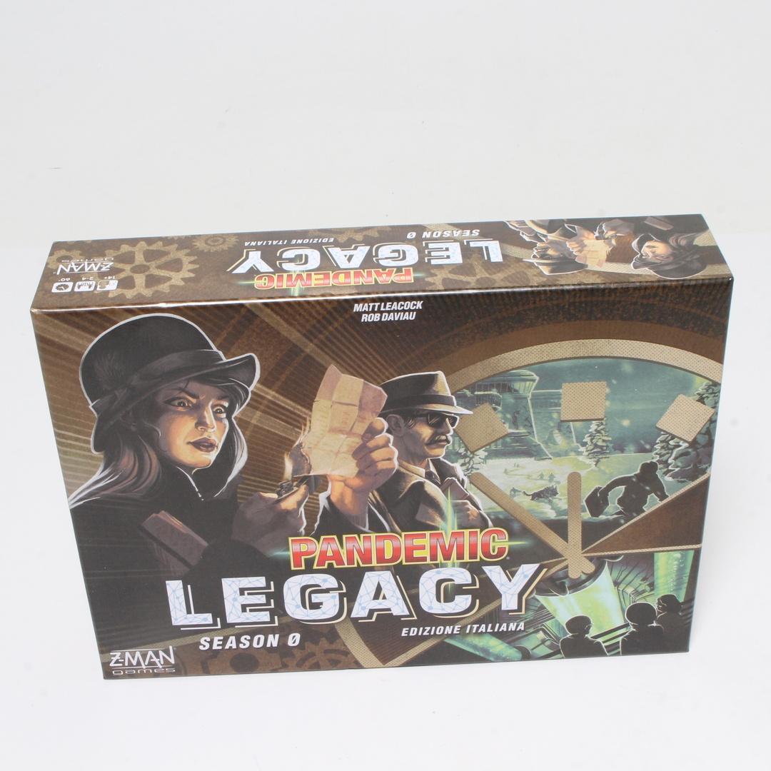 Společenská hra Asmodee Pandemic Legacy