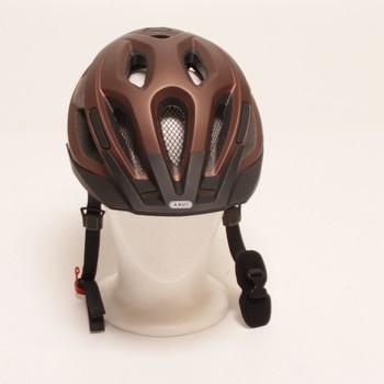 Cyklistická helma Abus aduro 2.0 hnědá