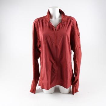 Dámská mikina Adidas odstín červené 1ee2cbf944c