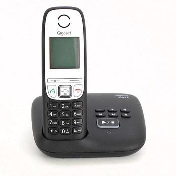 Bezdrátový telefon Gigaset A415 A, černý