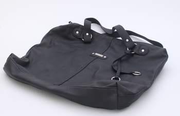 Dámská kabelka do ruky, černá
