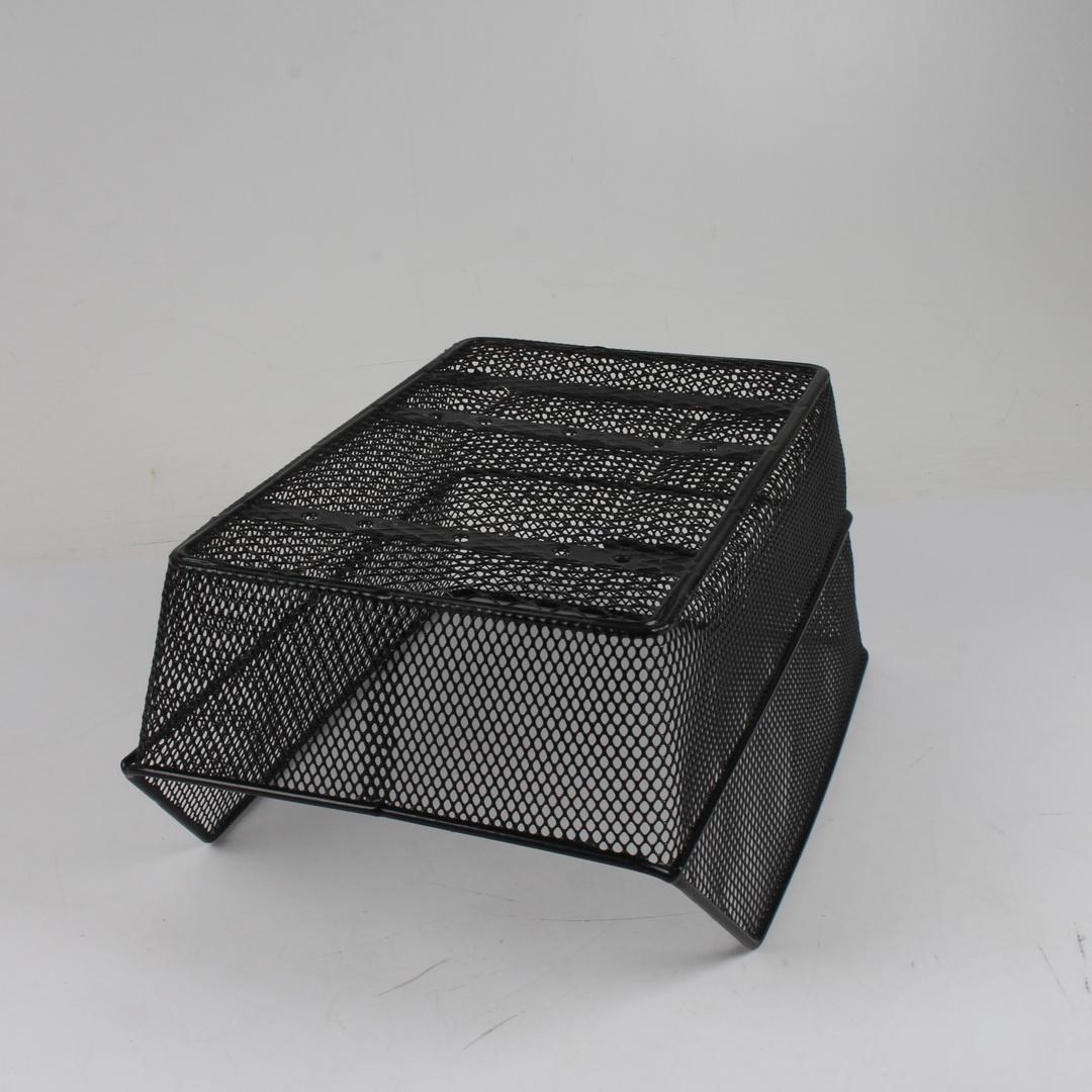 Košík na kolo Basil Cento černý
