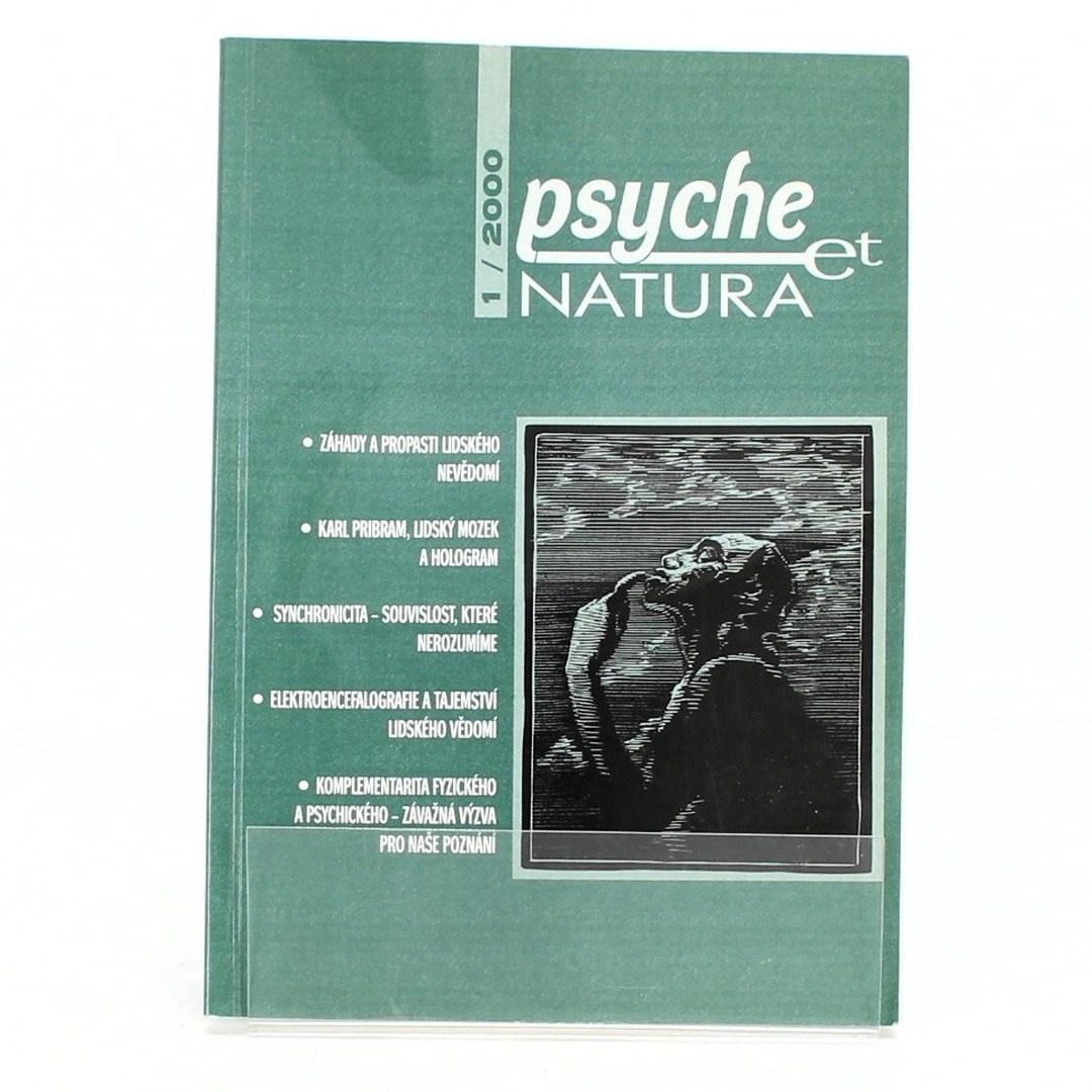 Kniha Psyche et Natura