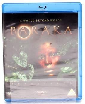 Blu-ray A World Beyond Words: Baraka