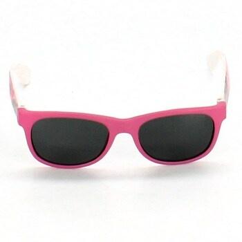 Dětské sluneční brýle Polaroid P0300S růžové