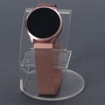 Chytré hodinky Gokoo B07TVJPH1G růžové
