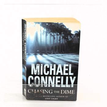 Kniha Chasing the Dime Michael Connelly