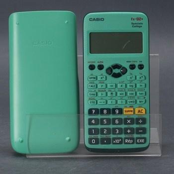Kalkulačka Casio fx-92+ zelená