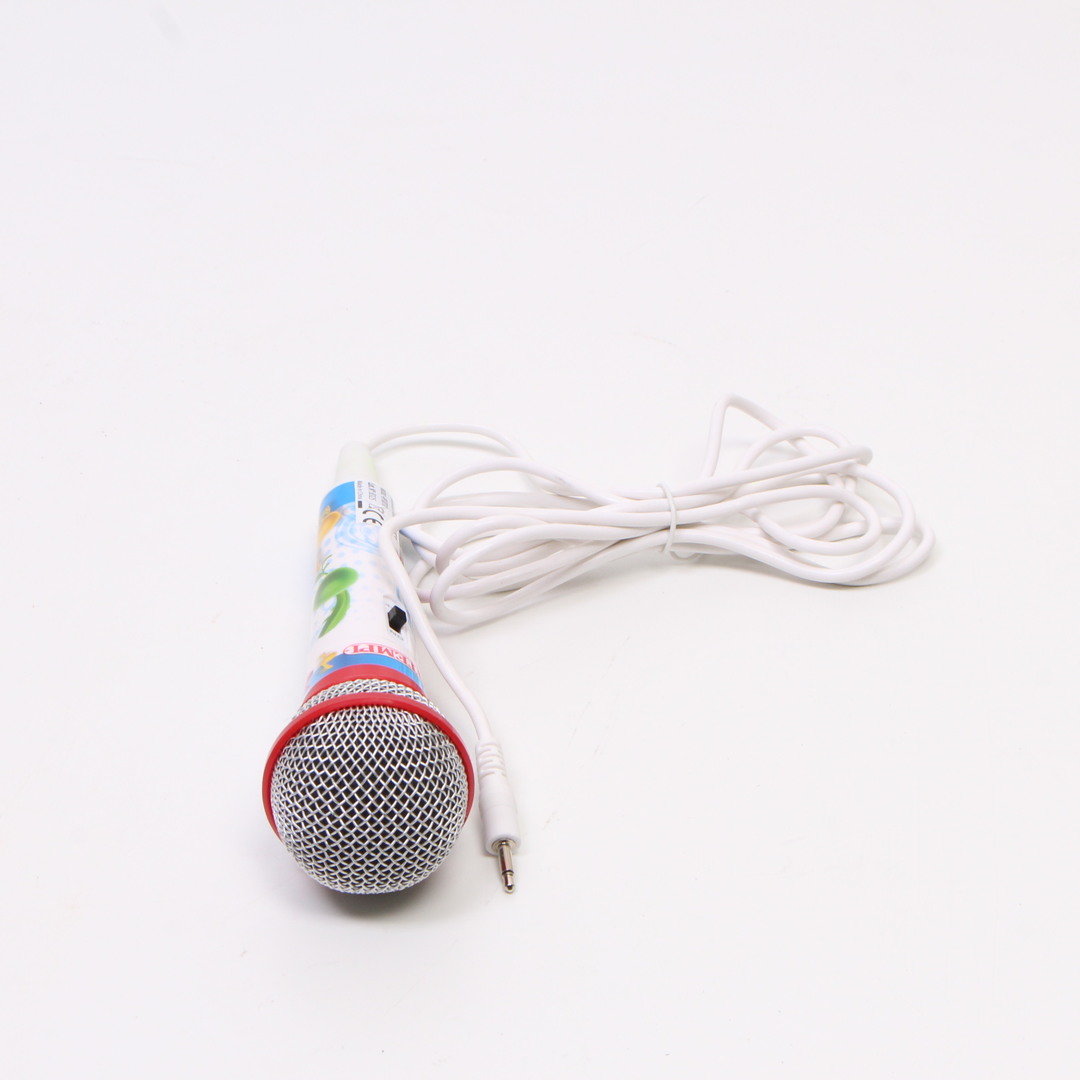 Dětský karaoke mikrofon Bontempi 490010