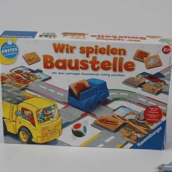 Hra na stavbu Ravensburger 24726