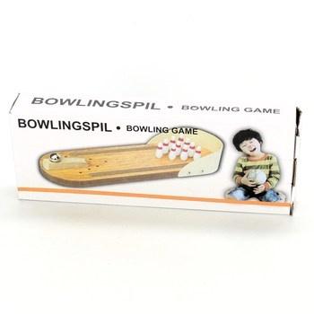 Stolní hra mini bowling Bowlingspil