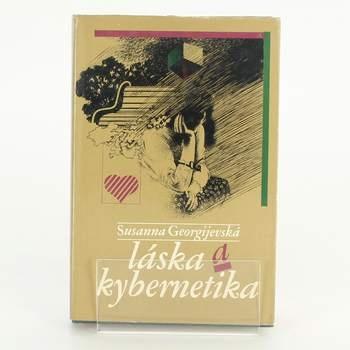 Kniha Láska a kybernetika Susanna Georgijevská