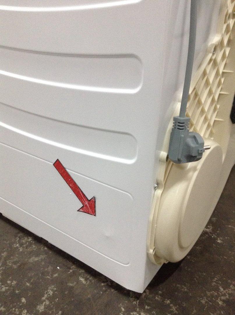 Sušička prádla Hoover DXW4 H7A1TCEX-S