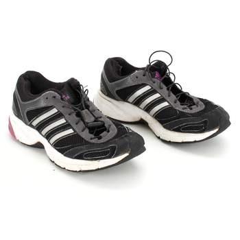Sportovní boty Adidas černo bílé 064d832285
