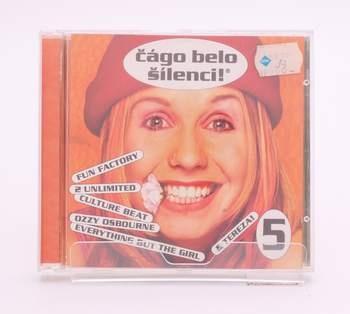 Hudební CD: Čágo belo šílenci! 5