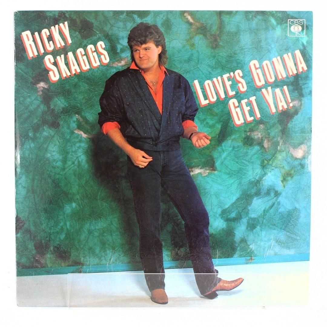 Ricky Skaggs- Love's gonna get ya!