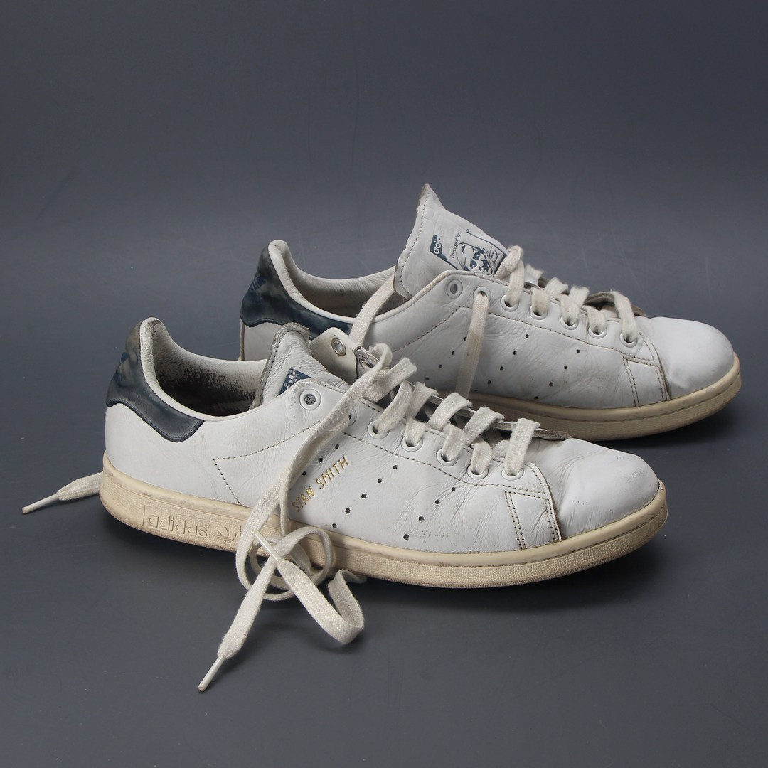 Pánské boty Adidas Stan Smith bílé