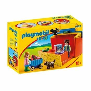 Stavebnice Playmobil 9123 prodejní stánek