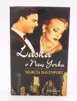 Katalog Marcia Davenport: Láska v New Yorku