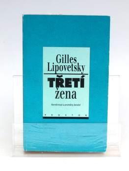 Kniha Gilles Lipovetsky: Třetí žena