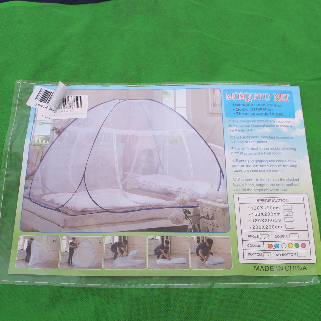 Stan do domu Mosquito net