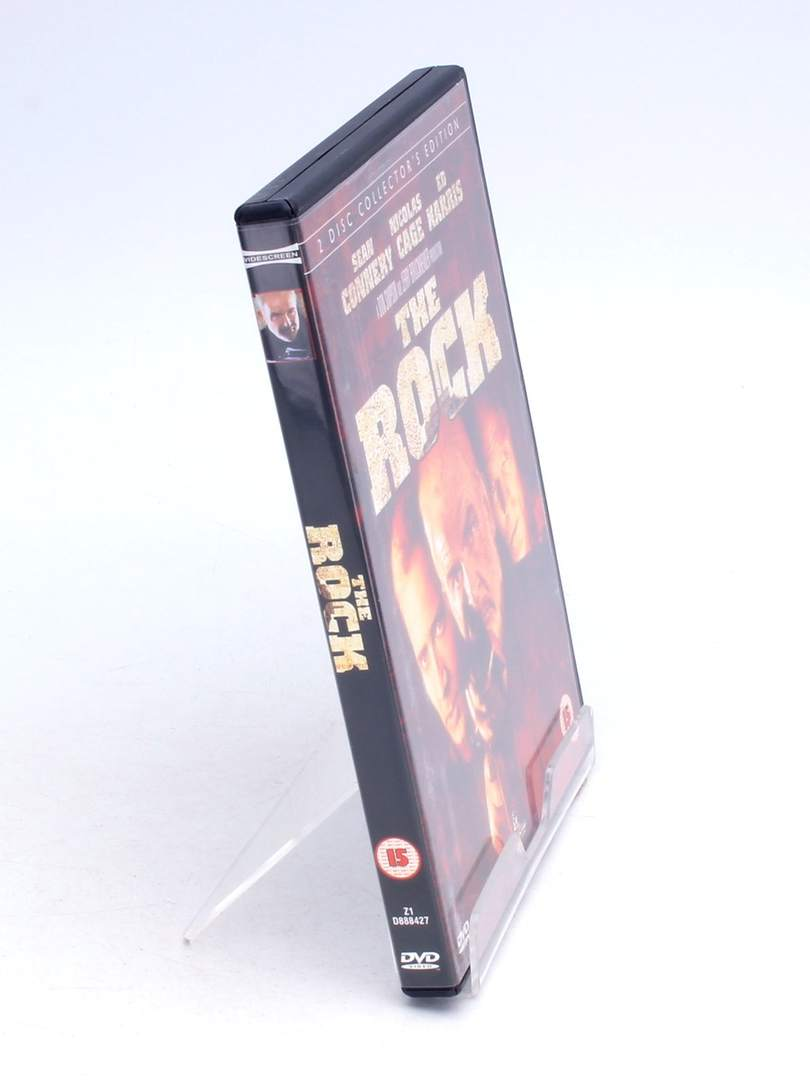 DVD Hollywood pictures The Rock