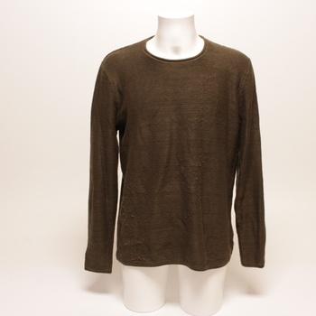 Pánský svetr Only & Sons hnědý