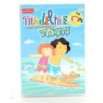 DVD Madeline - Letní dobrodružství na Tahiti