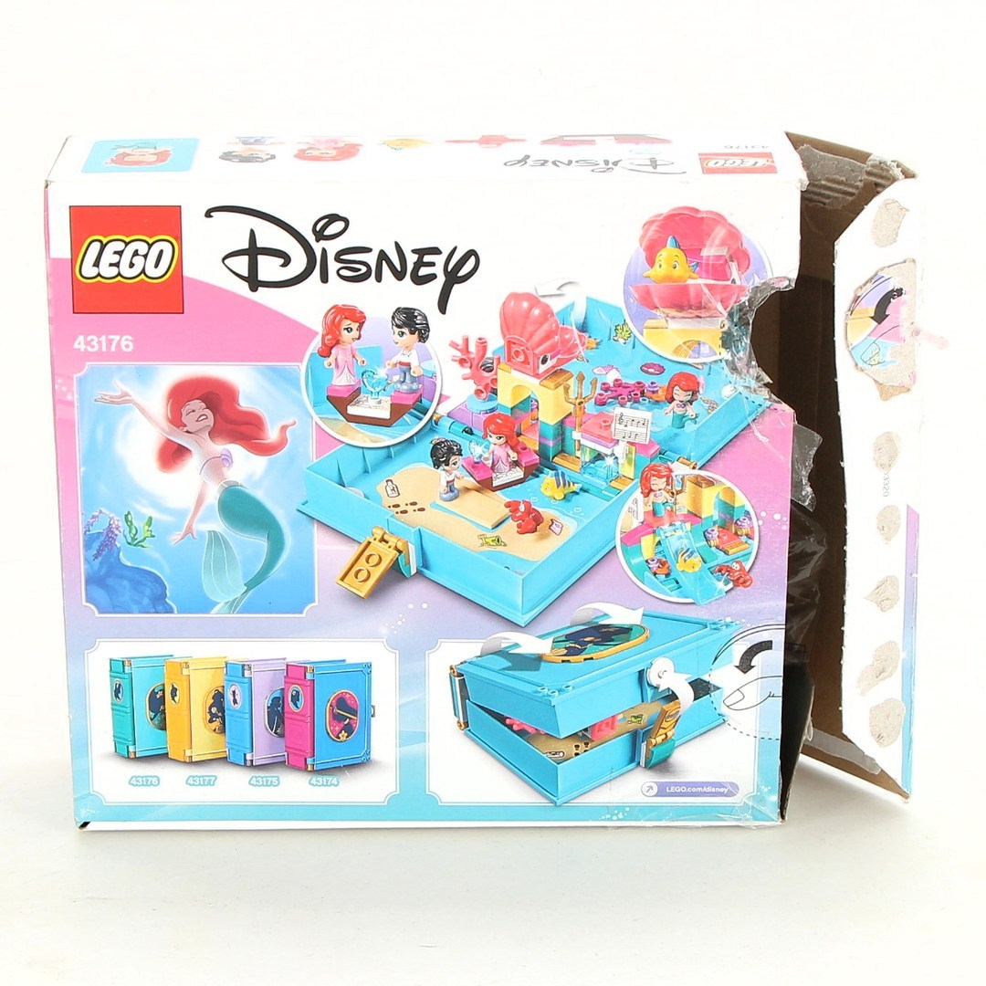 Stavebnice Lego Disney