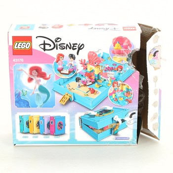 Stavebnice Lego Disney Princess 43176 Ariel