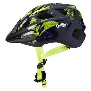 MTB helma Abus Mountz, midnight blue, M